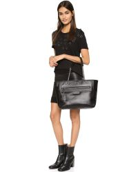 Marc By Marc Jacobs | Top Of The Chain Tote - Black | Lyst
