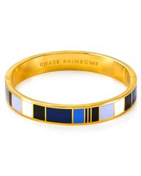 kate spade new york | Multicolor Chase Rainbows Idiom Bangle | Lyst