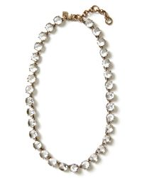 Banana Republic | Multicolor Crystal Statement Necklace | Lyst