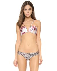 Zimmermann - Multicolor Epoque V Tuck Bra - Lyst