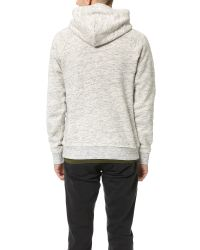 Obey - Natural Monument Pullover Hoodie for Men - Lyst