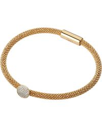Links of London | Metallic Star Dust Square Bead Bracelet | Lyst