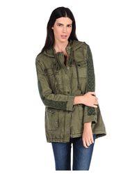 Marrakech - Green Karima Jacket - Lyst