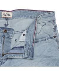 Tommy Hilfiger - Blue Sidney Denim Shorts for Men - Lyst