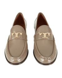 Tory Burch Natural Townsend Loafer