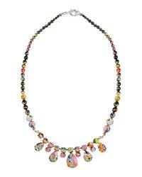 Tom Binns - Orange Necklace - Lyst