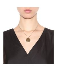 Marc By Marc Jacobs | Metallic Bottle Top Pendant Necklace | Lyst