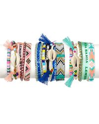 Hipanema - Multicolor Bora Bora Bracelet - Lyst