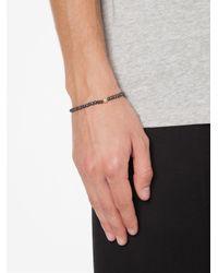 Luis Morais | Metallic Yin Yang Beaded Bracelet | Lyst