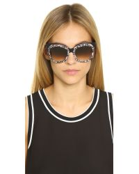 Peter & May Walk - Black Florentine Sunglasses - Lyst