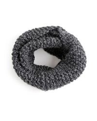 Wool And The Gang | Gray Mini Ringo Scarf | Lyst