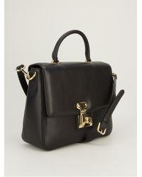 Lyst - Dolce   Gabbana Miss Linda Bag in Black 07344229a57