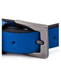 Valentino | Blue 'rockstud' Bracelet for Men | Lyst