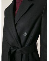 D.Efect - Black 'Audra' Coat - Lyst