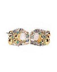 Pixie Market | Metallic Dynasty Collar | Lyst