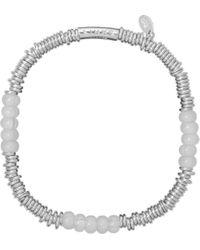 Links of London   Metallic Sweetie Extra-small Sterling Silver Bracelet   Lyst