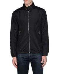 Surface To Air - Black Jacket for Men - Lyst