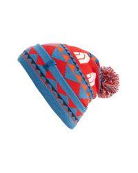 The North Face Multicolor 'ski Tuke V' Beanie for men