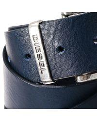 DIESEL | Blue Belt for Men | Lyst