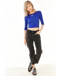 Silence + Noise - Blue Bryce Top - Lyst