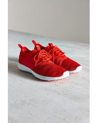 Nike | Red Women's Juvenate Textile Sneaker | Lyst