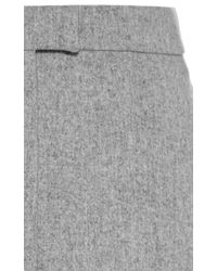 Martin Grant - Gray Light Grey Cigarette Pant - Lyst