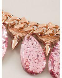 Mawi   Pink Linked Gemstone Bracelet   Lyst