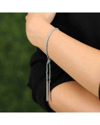 Carolina Bucci - Metallic Wisdome Lucky Bracelet - Lyst