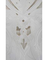 Temperley London - White Mini Aliya Dress - Lyst