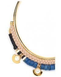 Lizzie Fortunato | Metallic Oasis Necklace | Lyst
