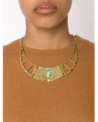 Pamela Love - Metallic 'frida' Necklace - Lyst