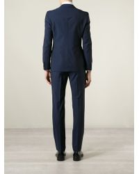 Tonello - Blue Classic Two-Piece Suit for Men - Lyst