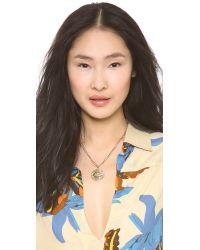 Kelly Wearstler - Metallic Fixation Pendant Necklace - Lyst