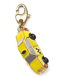 kate spade new york - Yellow Taxi Charm - Lyst