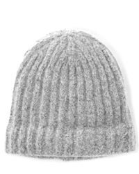 Norse Projects | Gray Charcoal Rib Alpaca-blend Beanie Hat for Men | Lyst