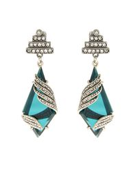 Lulu Frost | Blue Reflection Earrings | Lyst