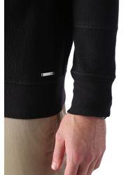 DIESEL   Black Sweater & Cardigan for Men   Lyst