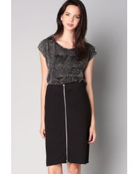 Cheap Monday | Black Mid-length Skirt | Lyst