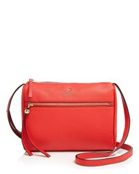 kate spade new york - Red Crossbody - Cobble Hill Cayli - Lyst