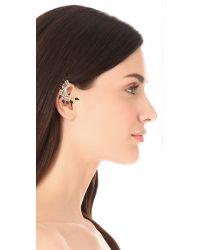 Elizabeth Cole - Multicolor Jordane Ear Cuff - Lyst