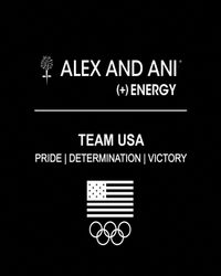 ALEX AND ANI - Metallic Team Usa Olympic Sledding Bangle - Lyst
