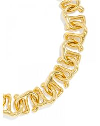 BaubleBar | Metallic Gold Bouvier Links | Lyst