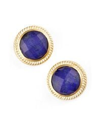 Anna Beck - Metallic 'gili' Stud Earrings - Lyst