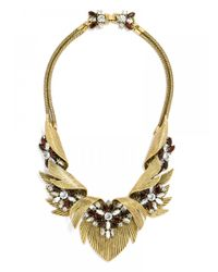 BaubleBar | Metallic Firebird Collar | Lyst