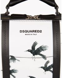 DSquared² - Black Dante Handbag for Men - Lyst