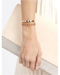 BaubleBar - Metallic Chain Cuff - Lyst