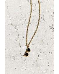 Urban Outfitters - Metallic Isla Charm Necklace - Lyst
