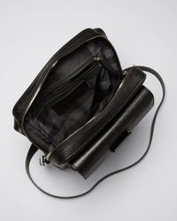 Burberry | Black London Shaldon Crossbody Bag for Men | Lyst