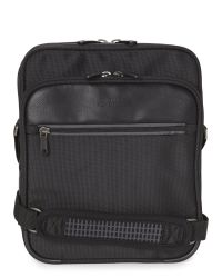 Kenneth Cole Reaction - Black It'S A Bag Deal Laptop Bag for Men - Lyst