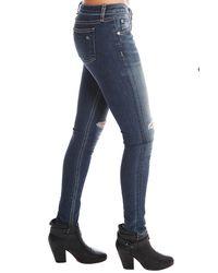 Rag & Bone - Blue Skinny Pacifico Jeans - Lyst